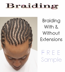 Natural Hair Care and Braiding Practice Test Exam!